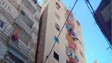 Photo of الأسكندرية: ميل عقار مكون من 17 طابق