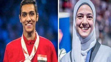 Photo of عودة هداية ملاك وسيف عيسى إلى مصر صباح الأربعاء