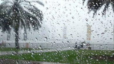 Photo of سقوط أمطار بأغسطس