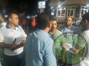 رئيس مدينة مرسي مطروح يقود حملة مكبرة علي الكورنيش ويزيل ويتحفظ علي اشغالات طريق مخالفة