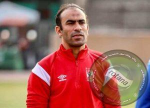 سيد عبد الحفيظ واجتماعي مع لاعبى الأهلى