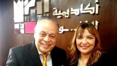 Photo of المنتجين العرب تهنئ الدكتورة غاده جباره بمناسبه توليها رئاسه اكاديميه الفنون.