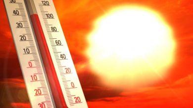 Photo of الأرصاد تحذر إرتفاع شديد فى درجات الحرارة