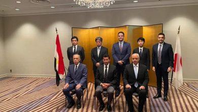 Photo of فاعليات لقاء وزير الرياضة مع رئيس مركز اليابان ومحافظة طوكيو