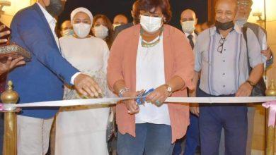 Photo of عبد الدايم تفتتح فعاليات الدورة الـ42 من المعرض العام