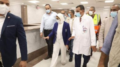 Photo of زايد و جولة ميدانية لمتابعة سير العمل بمنظومة التأمين الصحي الشامل بالأقصر.