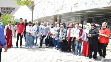 """Photo of مبادرة """" اعرف بلدك"""" تنفذ رحلة تثقيفية لأوائل الشهادة الإعدادية ببورسعيد"""