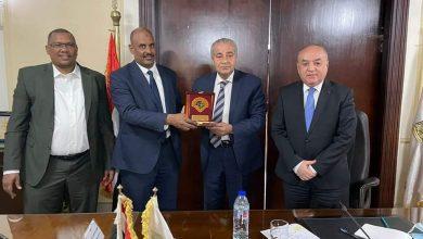 Photo of وزارة التموين: استعراض استراتيجية الشركة المصرية السودانية