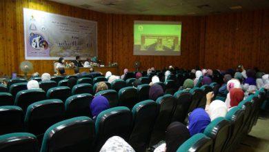 Photo of جهود الدولة المصرية ودور المنظمات المدنية عنوان ندوة لتوعية طالبات جامعة المنيا بقضية الزيادة السكانية