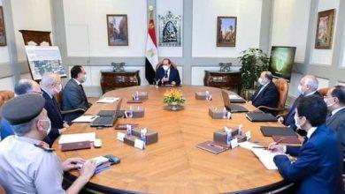 Photo of السيسى يتابع تطوير محاور ربط مناطق شرق وغرب القاهرة
