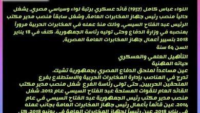 Photo of الشعب وجهاز المخابرات المصرية.
