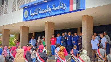 "Photo of ""ملامح الجمهورية الجديدة"" عنواناً لمعسكر تثقيفي لطلاب جامعة المنيا الفائقين"