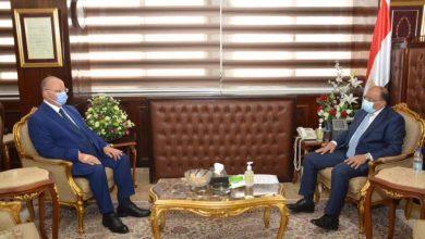 Photo of شعراوي يتابع مع محافظ القاهرة مستجدات منظومة المخلفات بالمحافظة