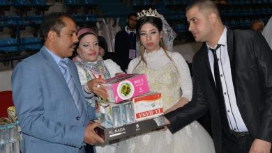 Photo of «خالد الدومه»: تيسير زواج 30 فتاة يتيمة بالقرى الأكثر احتياجًا بالجيزة
