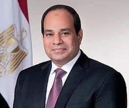 Photo of الرئيس السيسى عبر حسابه : أتوجه بتحية وتقدير للفلاح المصرى فى يوم عيده