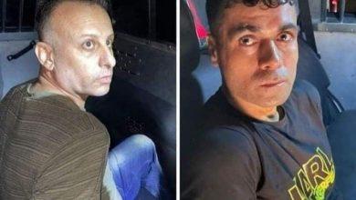 Photo of اعتقال اثنين من الأسرى الفارين من سجن جلبوع