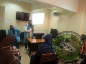 اعلام حلوان يعقد ندوة بعنوان ( مرض السعار وكيفية الوقاية من العقر )
