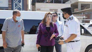 Photo of محافظ دمياط تتفقد موقف عزب النهضة وتؤكد على الالتزام بخطوط السير الجديدة