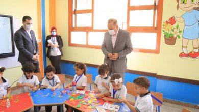 Photo of محافظ كفر الشيخ يتفقد الدراسة في الأسبوع الأول بالمدرسة الدولية الحكومية للغات