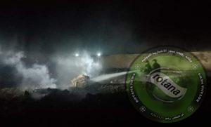 الحماية المدنية تسيطرعلى حريق نشب في حوش بمركز أبوتشت شمال قنا