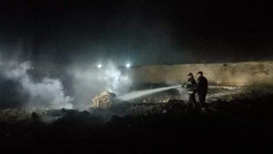 Photo of الحماية المدنية تسيطرعلى حريق نشب في حوش بمركز أبوتشت شمال قنا