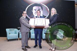المؤتمر الدولي لقادة المجتمع يكرم  فتحي عفانة ضمن أفضل القادة في المجتمع لعام 2021م
