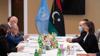 Photo of وزيرة الخارجية الليبية تلتقي وزير خارجية كرواتيا في نيويورك