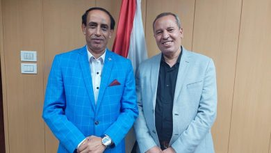 Photo of لقاء هام وحصرى مع الدكتور سعد مكى وكيل وزارة الصحة بالدقهلية اليوم