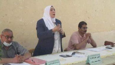 Photo of رشاد تعقد اجتماع بمديرى مدراس المراحل الاعدادية والثانوية استعدادا لبدء العام الدراسى الجديد قنا