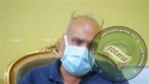 أول لقاء للمرض بعد فيديو السجود للكلب
