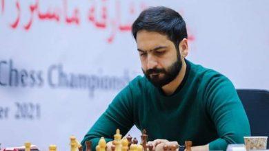 """Photo of """" سالم عبد الرحمن """" يعتلى صدارة الجولة الرابعه من بطولة الشارقة للشطرنج"""