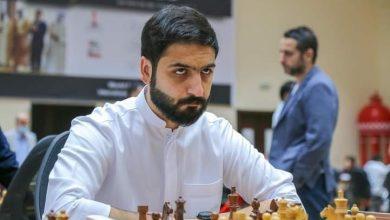 Photo of بطولة الشارقة ماسترز للشطرنج تشهد صدارة ثلاثية في الجولة ما قبل الأخيرة
