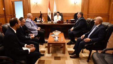 Photo of وزير الرياضة يناقش استعدادات استضافة مصر لبطولة العالم للرماية
